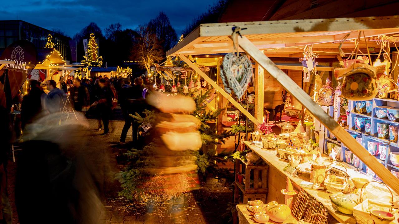 Bad Kreuznach Weihnachtsmarkt.Weihnachtliche Musik Und Kostliche Spezialitaten Kreis Bad