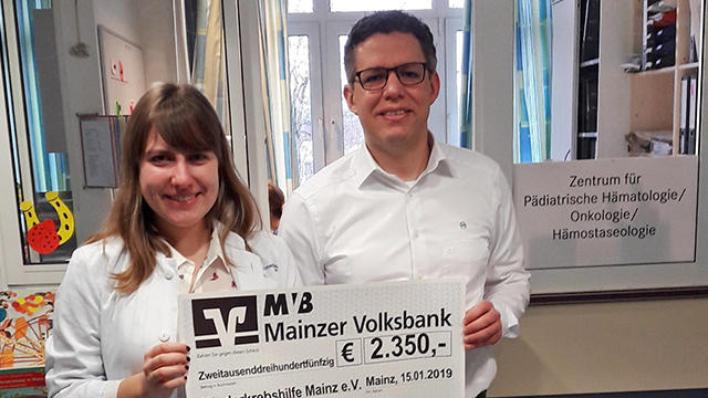 Statt Geschenke Spenden Fur Kranke Kinder Kreis Bad Kreuznach