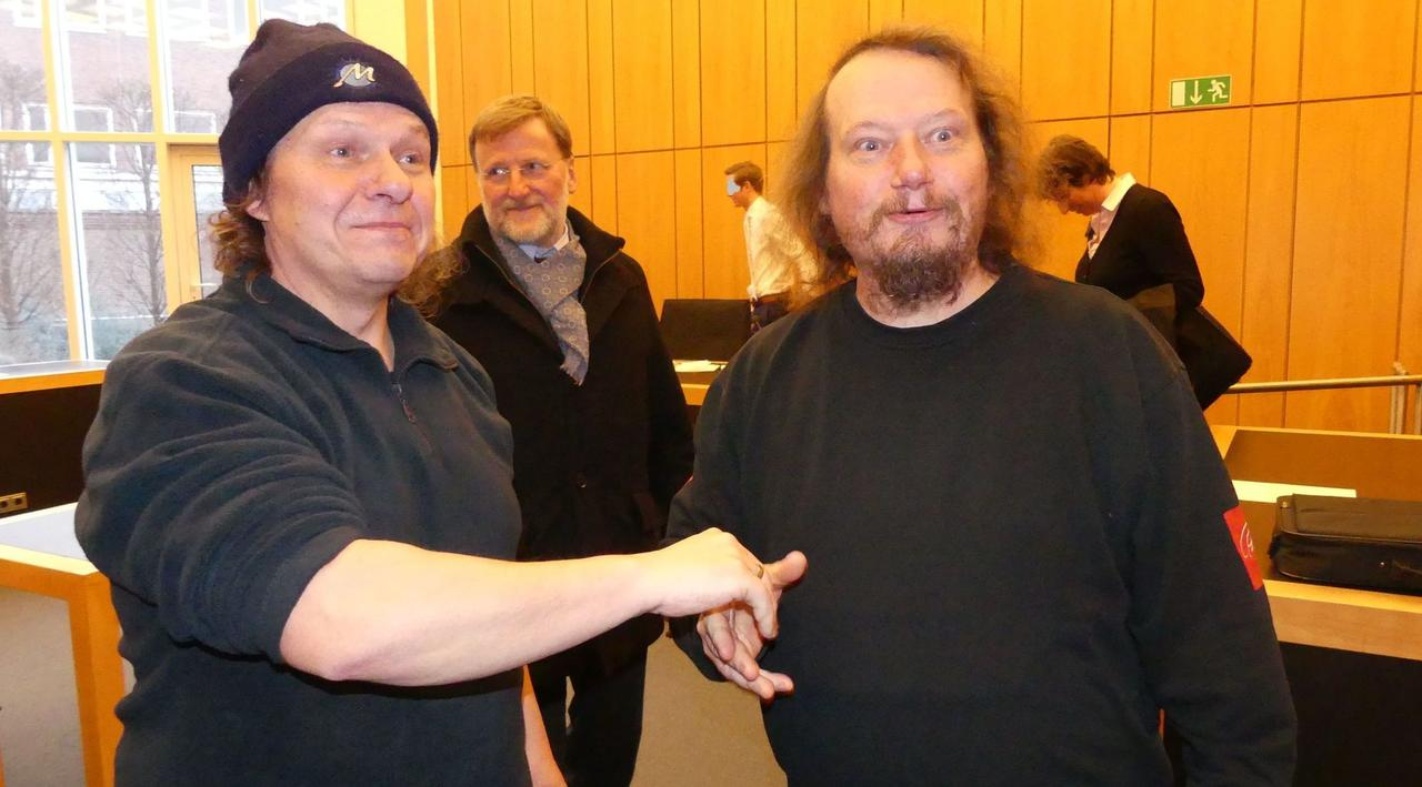 Peter Ludolf Tot 2019