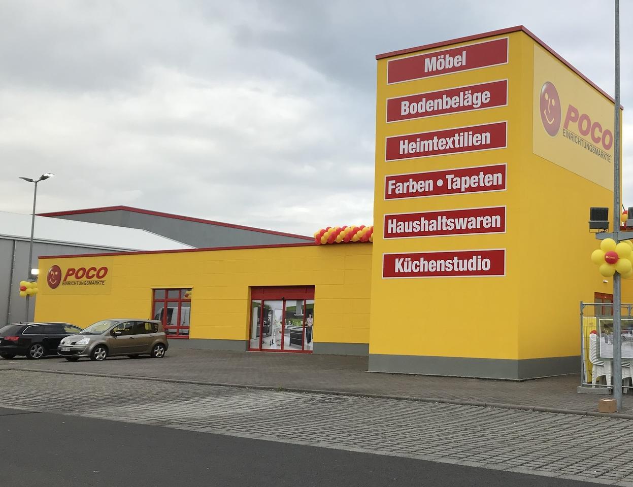 Poco Geht Im Müllerland Komplex An Den Start Möbelmarkt Investiert
