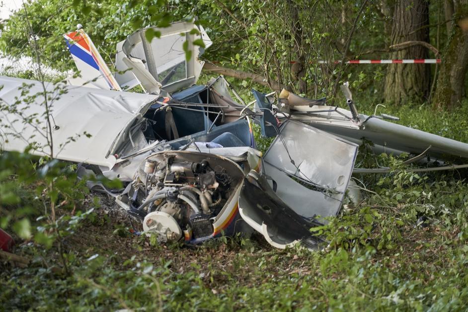 Todlicher Flugzeugabsturz Im Westerwald 53 Jahrige Frau Stirbt Wenige Minuten Nach Start Update Westerwalder Zeitung Rhein Zeitung