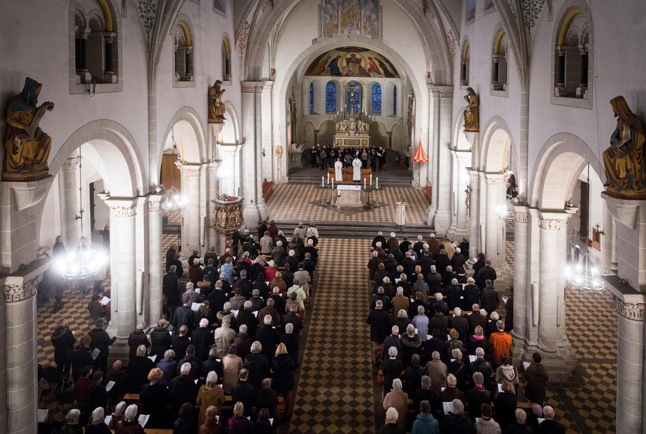 Katholische kirche koblenz rübenach