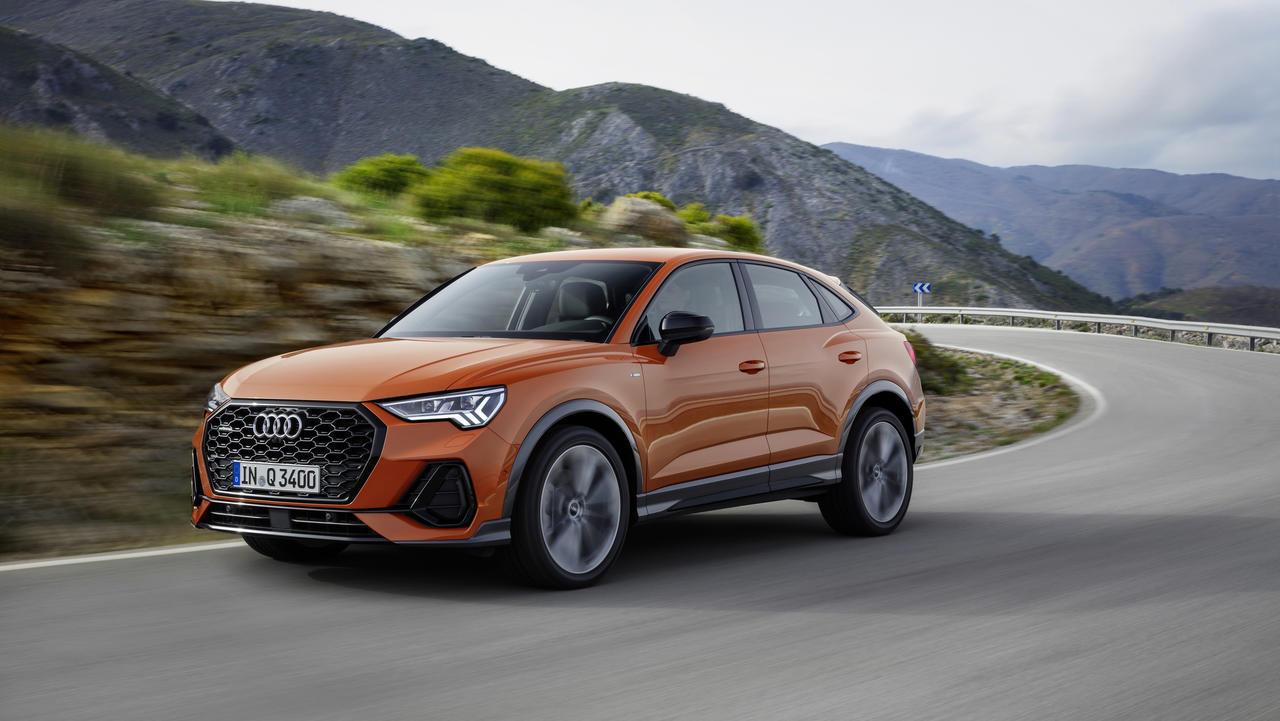 2021 Audi Q3 Usa Interior