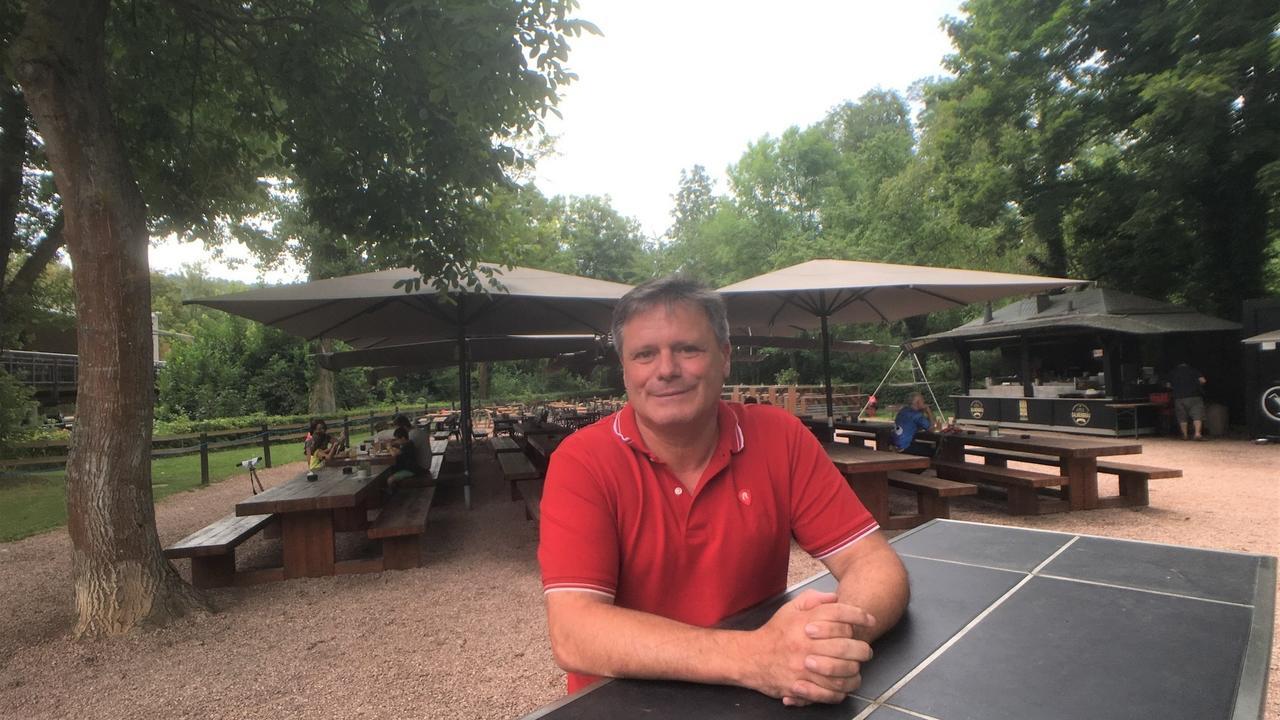 Der Schonste Biergarten In Rheinland Pfalz Abstimmung Auf Einem Genussportal Adelt Das Bad Kreuznacher Brauwerk Oeffentlicher Anzeiger Rhein Zeitung