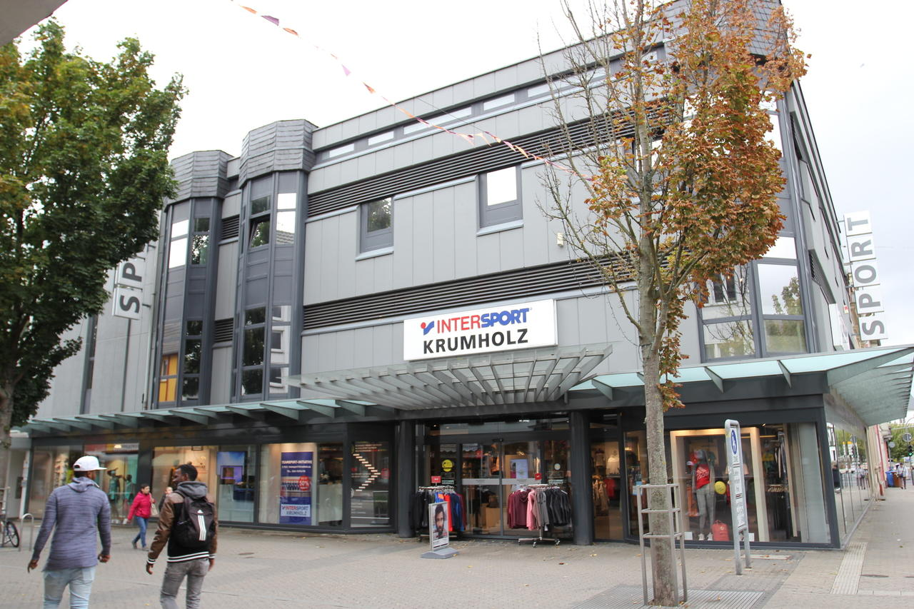 Rückschlag für Innenstadt: Intersport Krumholz verlässt