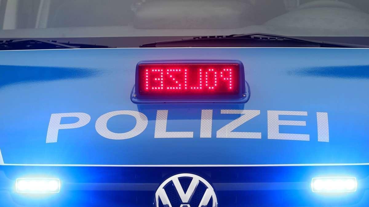 Betrunken und nackt: Geisterfahrer auf der A6 unterwegs