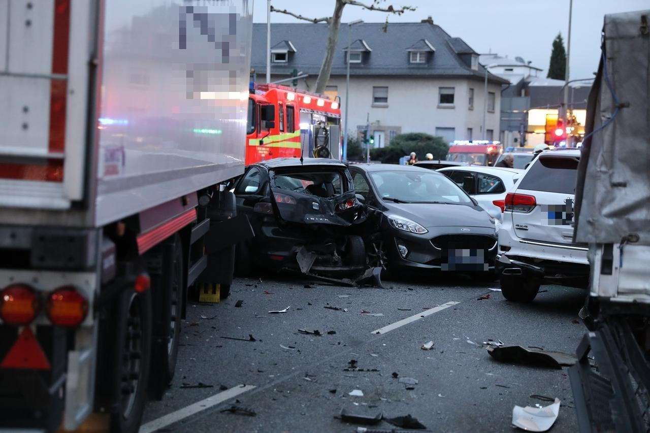 Limburg Unfall Heute