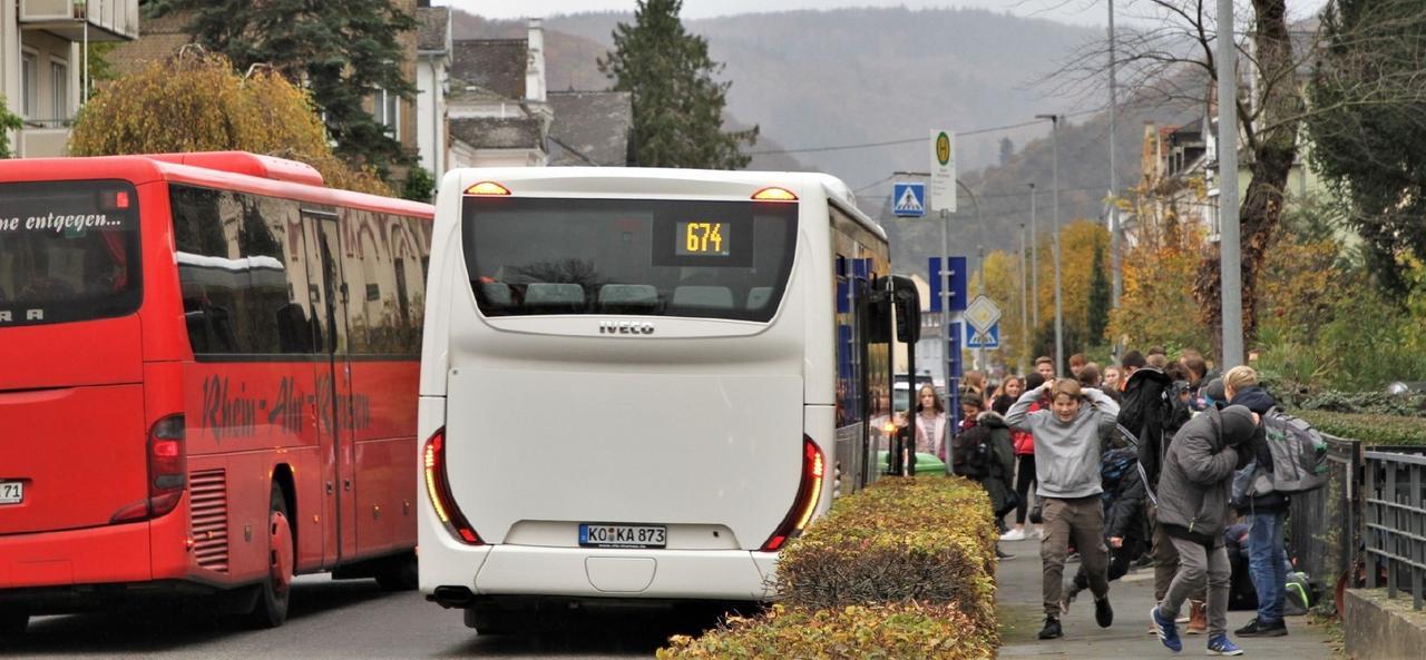 wann fahren die busse wieder