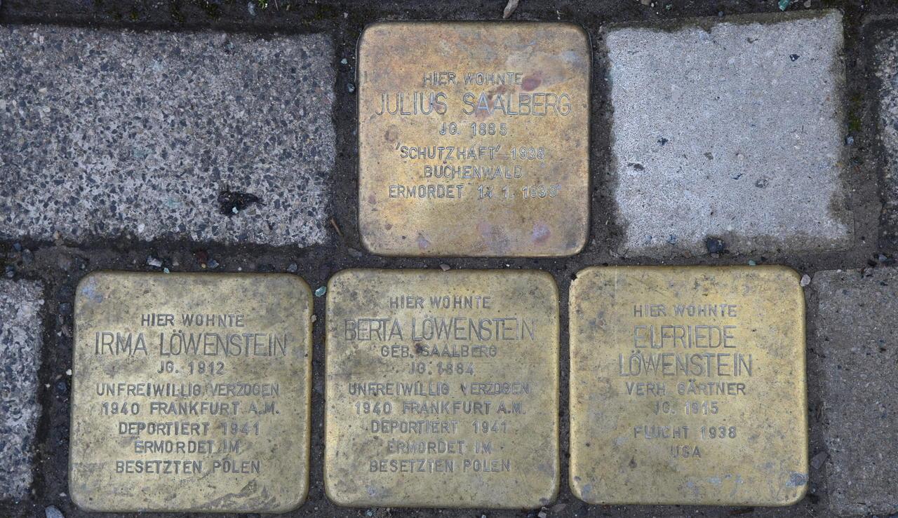Gedenken an jüdische Familie aus Flacht: Stolpersteine stehen für  persönliche Schicksale - Rhein-Lahn-Zeitung Diez - Rhein-Zeitung