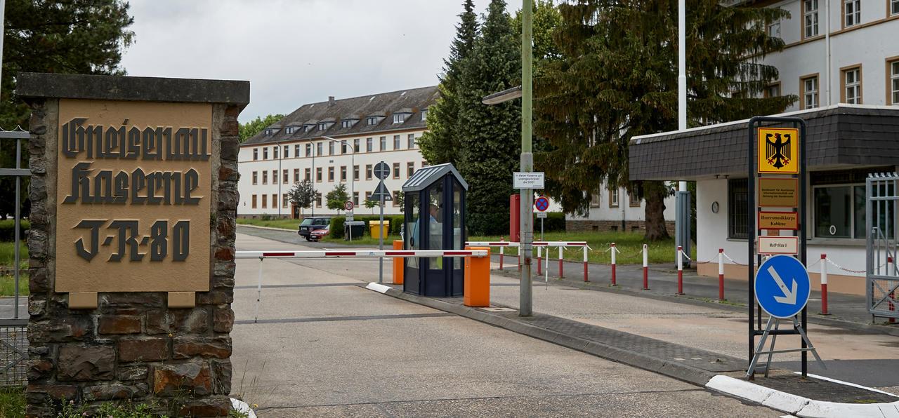 Größte Kaserne Deutschlands