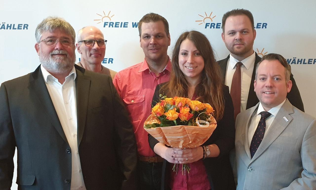 Freie Wahler In Niederneisen Lisa Marie Jeckel Will In Den Landtag Rhein Lahn Zeitung Rhein Zeitung