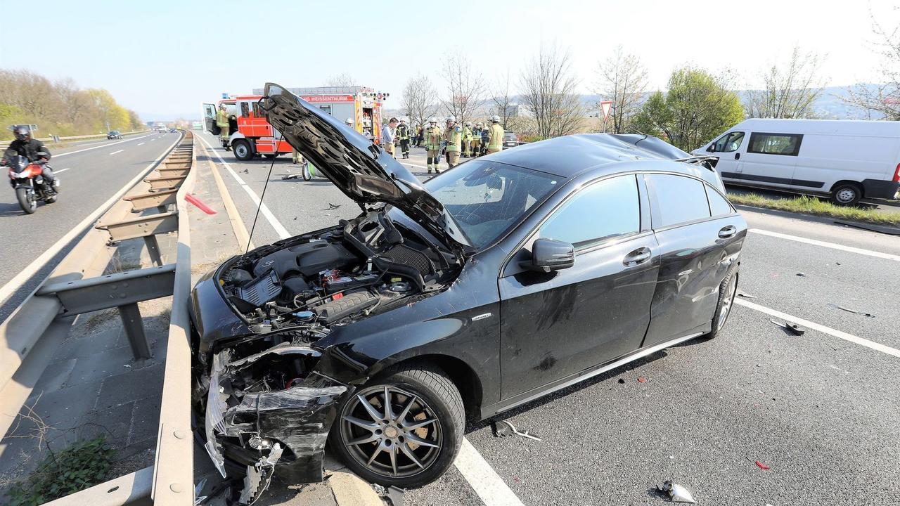 Unfall B9 Koblenz Heute