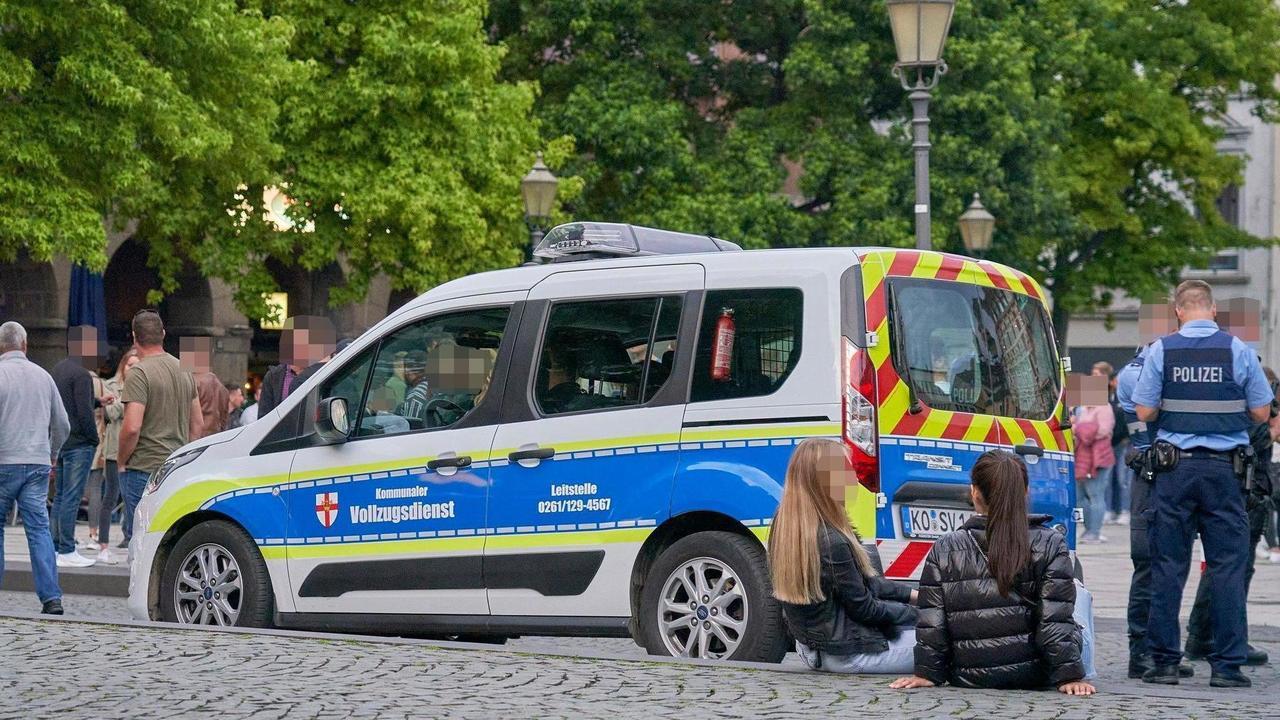 Immer wieder personelle Engpässe: Der Koblenzer