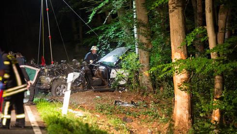 Unfall Horressen Niederelbert