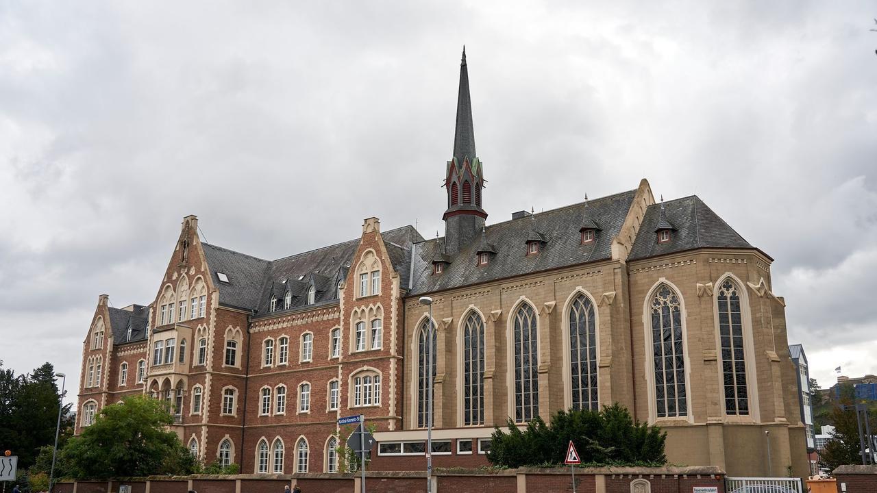 Bombenfund Koblenz