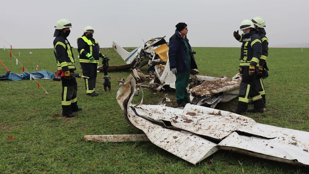 Nach Flugzeugabsturz Bei Flammersfeld Cessnapilot Hatte Keine Uberlebenschance Kreis Altenkirchen Rhein Zeitung