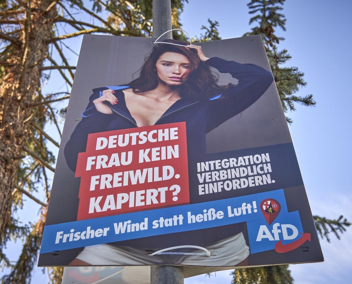 """""""Sexistisch, rassistisch, widerlich: Koblenzerin ärgert"""
