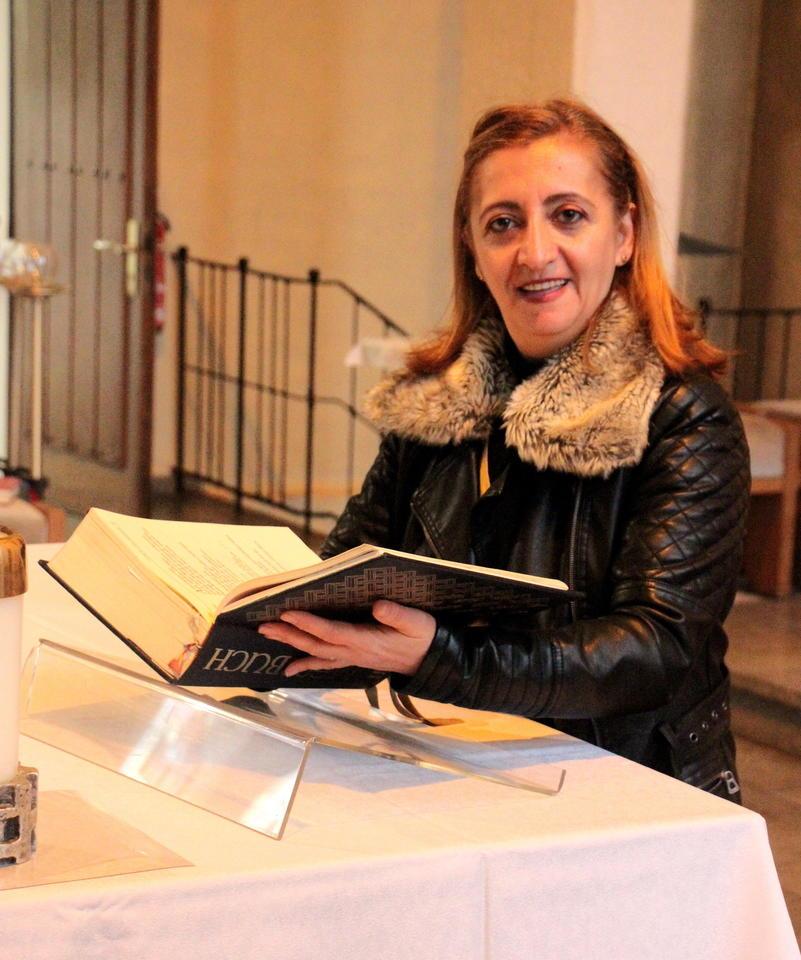 Syrerin aus Altenkirchen: Mit Leidenschaft im Dienst der Kirche