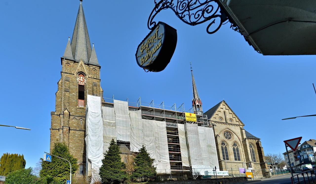 St. Michael in Kirchen: Sanierung geht im Frühjahr weiter