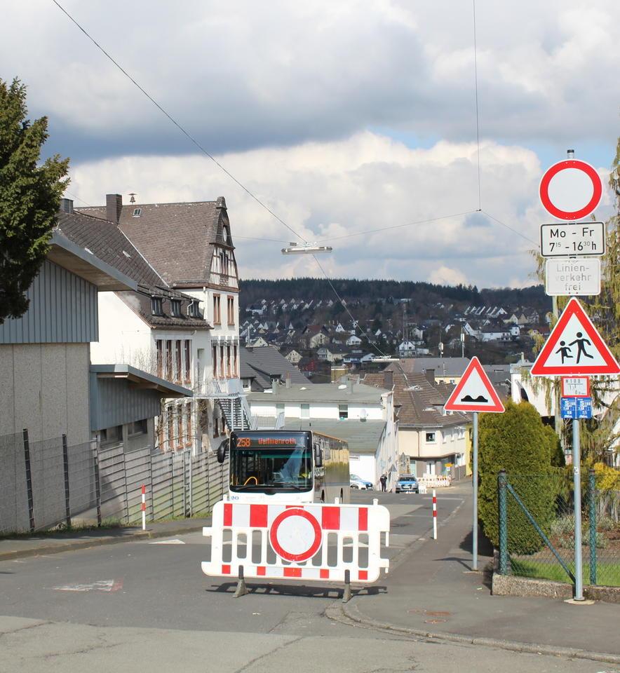 Brennpunkt Schulstraße: Ordnungshüter registrieren in Wissen rund 30 Verstöße binnen einer Stunde