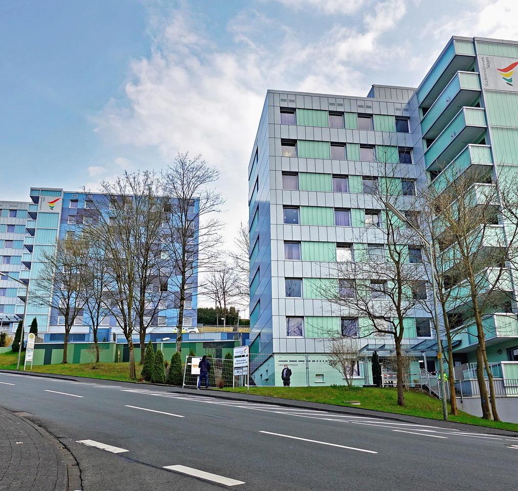 Siegen: Studentenwohnheim steht unter Quarantäne