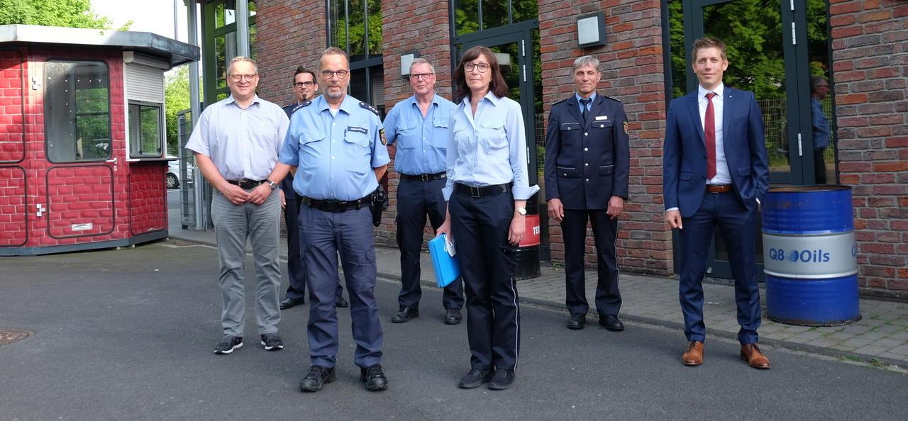 Wissen setzt auf Sicherheit: Stadt, VG und Polizei auf gemeinsamem Kurs