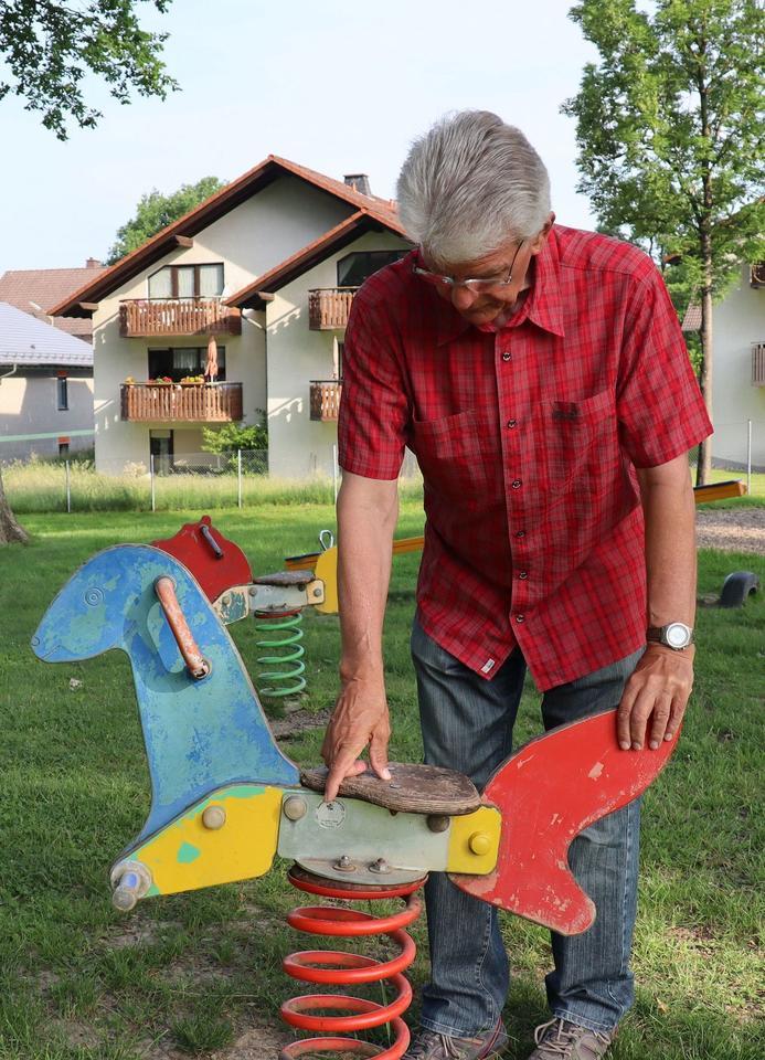 Weyerbusch muss auf Spielplatz aktiv werden: Geräte sind in die Jahre gekommen