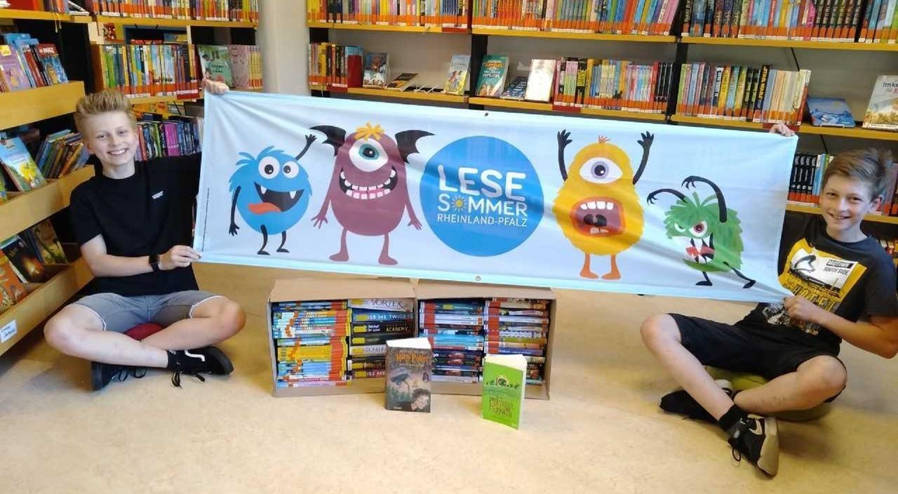 Auch Büchereien im Oberkreis dabei: 14. Lesesommer des Landes startet am 5. Juli