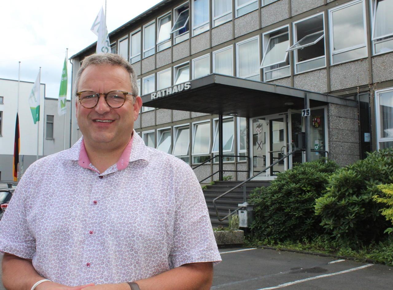 Seit einem Jahr im Amt: So fällt die erste Zwischenbilanz von Bürgermeister Berno Neuhoff aus