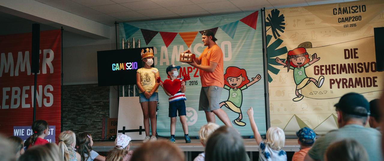 Das Camissio-Feriencamp besucht Derschen