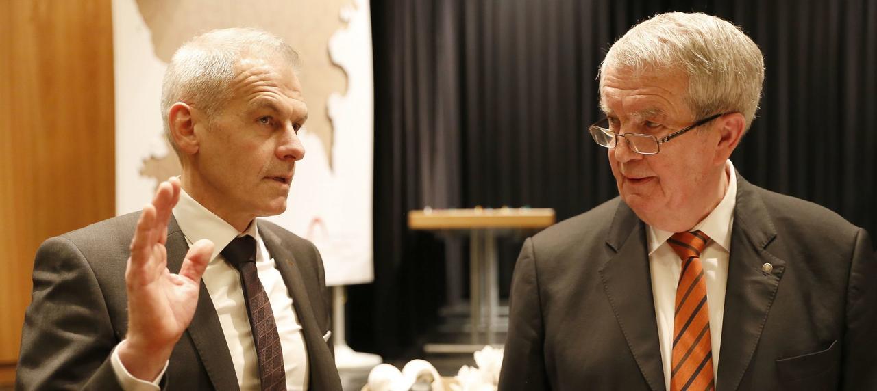 Vom Lehrling zum Rathaus-Chef: Fred Jüngerich feiert 40-jähriges Dienstjubiläum