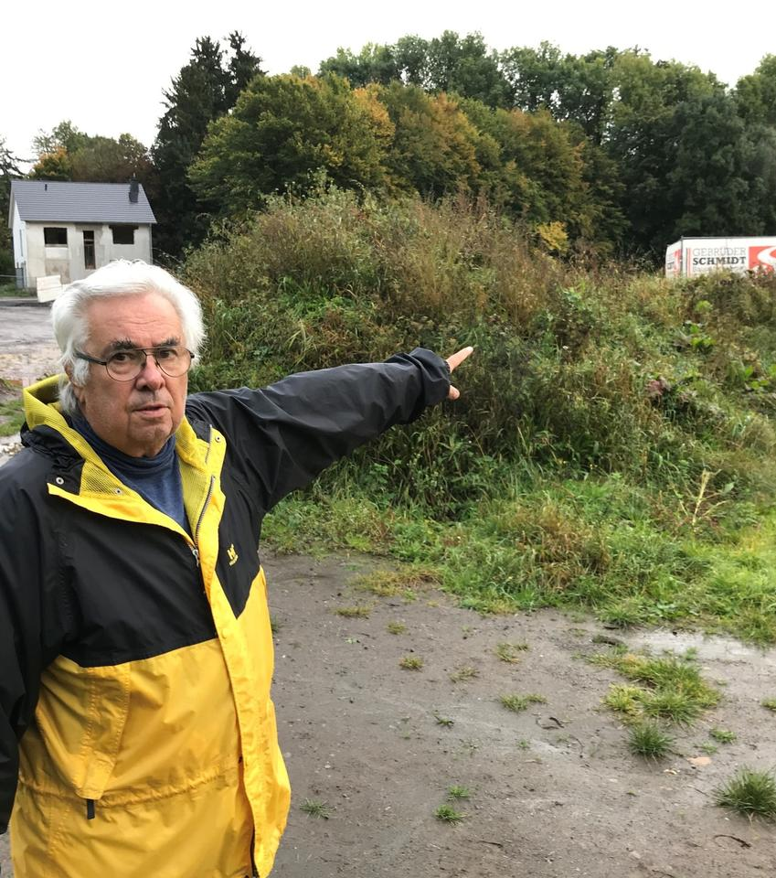 """Umstrittendes Baugebiet """"Mühlenwiese"""": Kritik an Hochwasserkonzept – Hausbau steht nichts im Weg"""