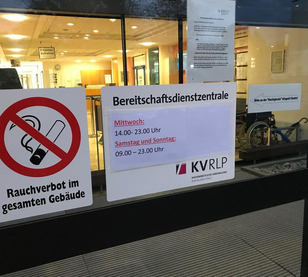 Kreis Altenkirchen: Kassenärztliche Vereinigung verteidigt Bereitschaftsdienst-Reform