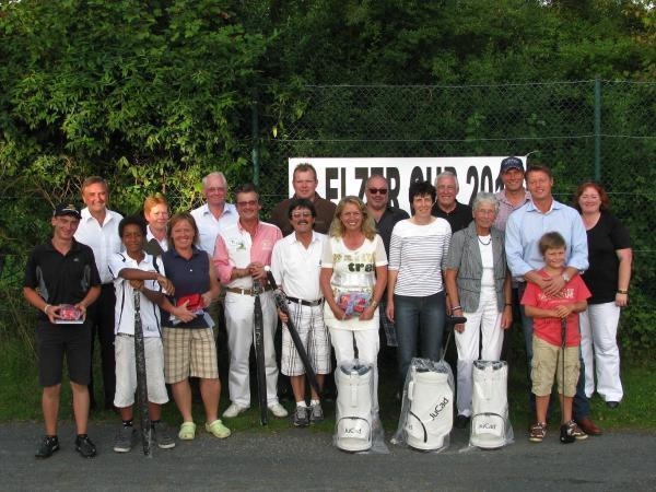 Monika Fuchs Und Jens Pickel Gewinnen Elzer Cup Im Gc Westerwald